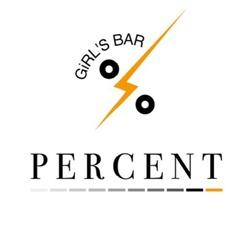 GiRl'S BAR PERCENT