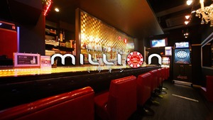 Girls Bar million 5条通店