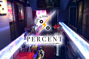 GiRl'S BAR PERCENT