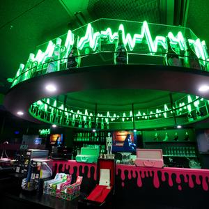 Cafe & Bar Alcoholic