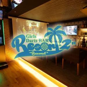 Girls Darts BAR Resort 2nd