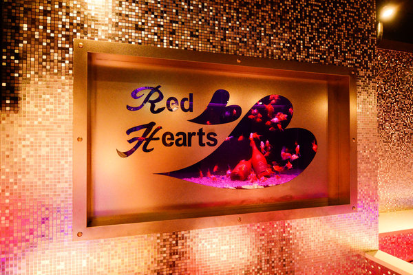 Club Red Hearts