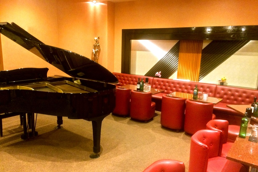 Piano Lounge Re Domaine