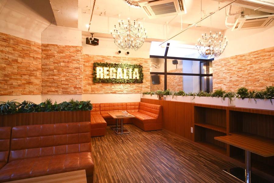 CLUB REGALIA